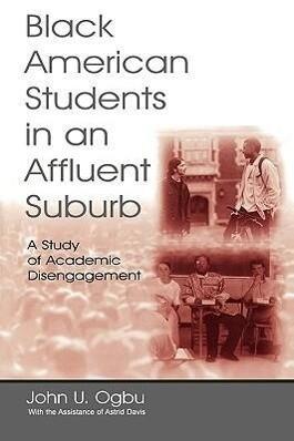 Black American Students in an Affluent Suburb als Taschenbuch