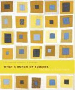 What a Bunch of Squares [With 20 Envelopes] als sonstige Artikel