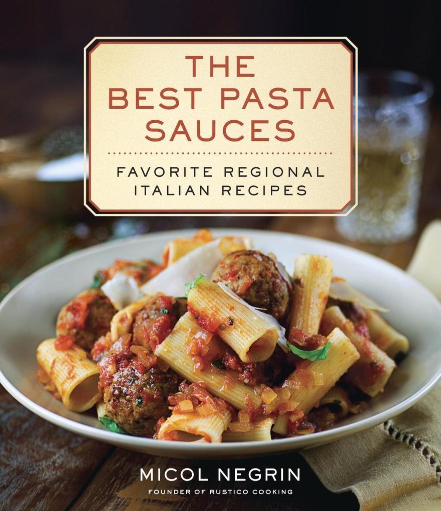 The Best Pasta Sauces als eBook Download von Mi...