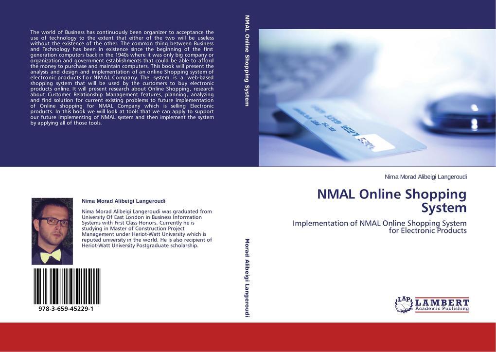 NMAL Online Shopping System als Buch von Nima M...