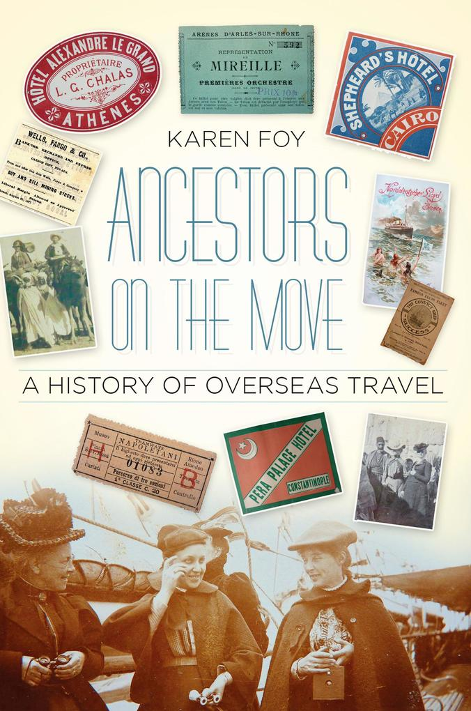 Ancestors on the Move als eBook Download von Ka...