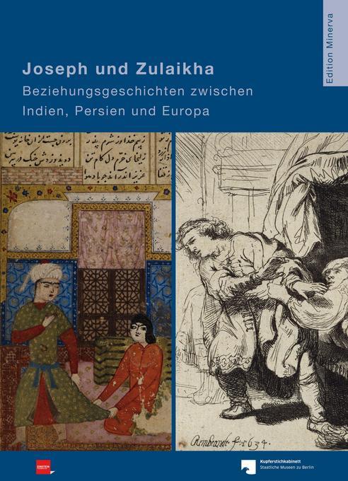 Joseph und Zulaihka als Buch von