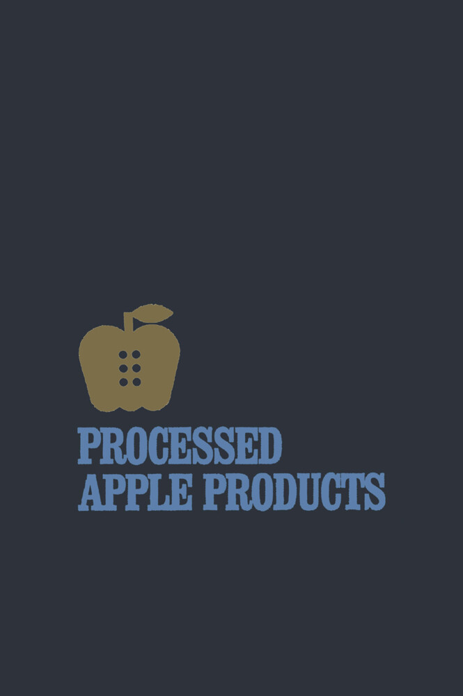 Processed Apple Products als Buch von