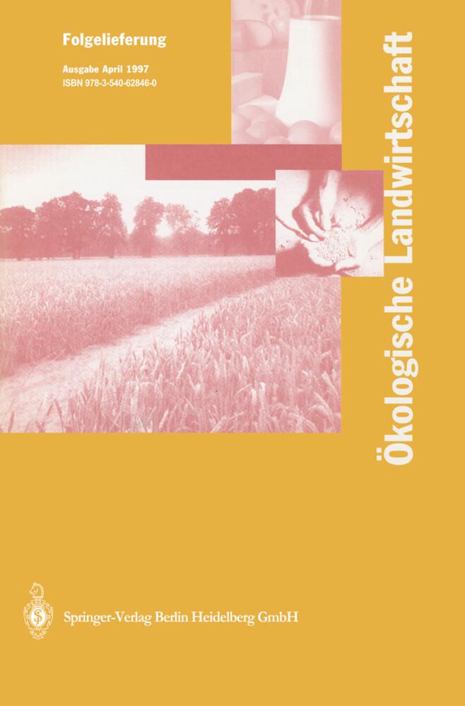 Ökologische Landwirtschaft als Buch von I. Lunz...