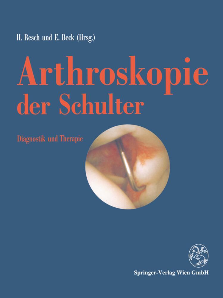 Arthroskopie der Schulter als Buch von