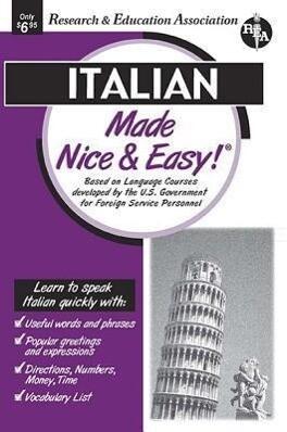 Italian Made Nice & Easy als Taschenbuch