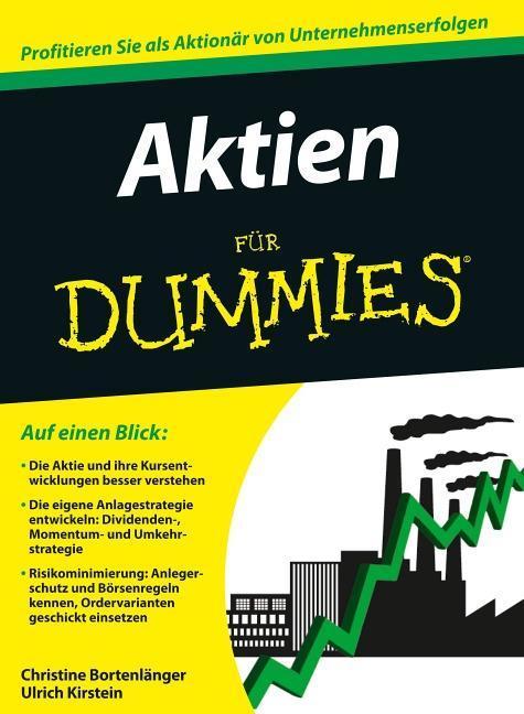 Aktien für Dummies als Buch von Christine Borte...