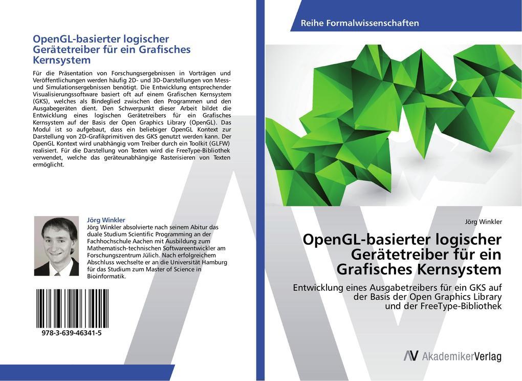 OpenGL-basierter logischer Gerätetreiber für ei...