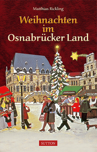 Weihnachten im Osnabrücker Land als Buch von Ma...