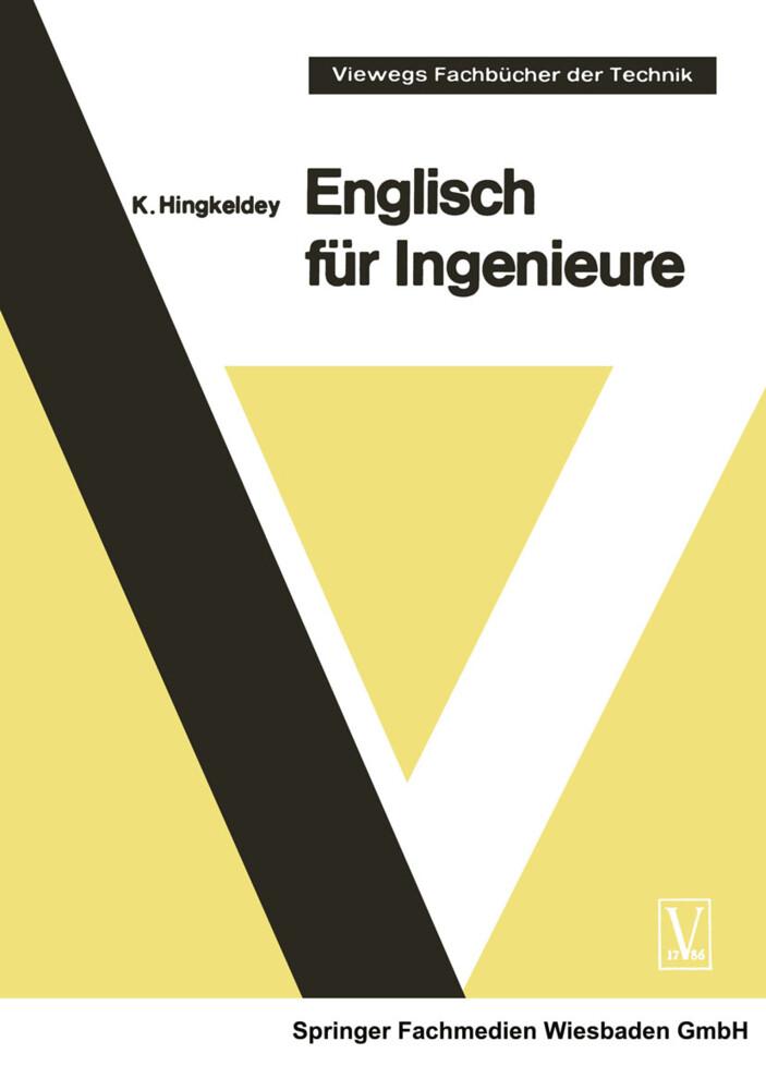 Englisch für Ingenieure als Buch von Kurt Hingk...