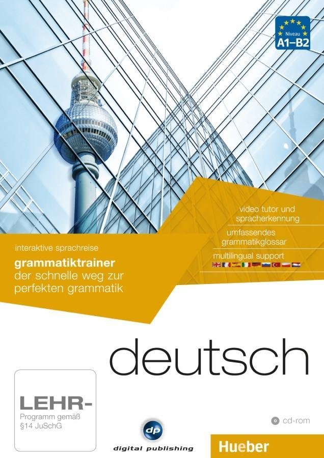 interaktive sprachreise grammatiktrainer deutsch