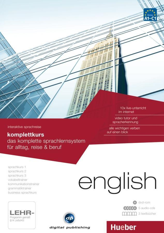 interaktive sprachreise komplettkurs english
