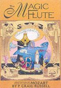 The Magic Flute als Buch