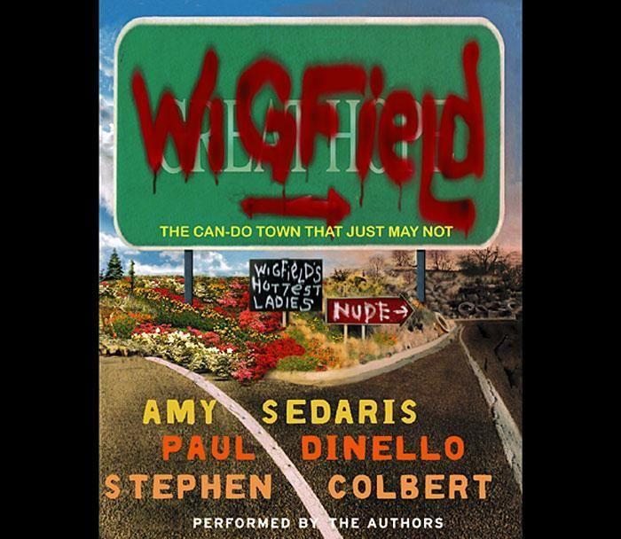 Wigfield als Hörbuch
