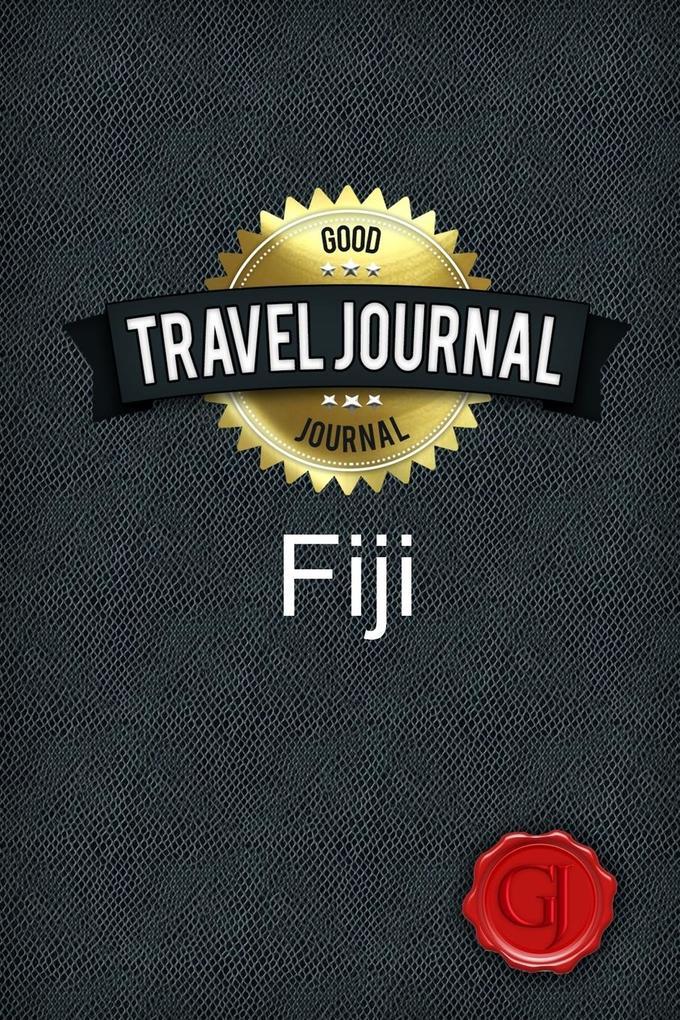 Travel Journal Fiji als Buch von Good Journal
