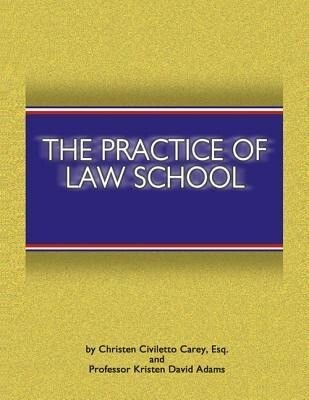 The Practice of Law School: Getting in and Making the Most of Your Legal Education als Taschenbuch