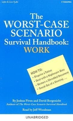 The Worst-Case Scenario Survival Handbook: Work als Hörbuch