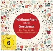Weihnachten ist ein Geschenk - Film. DVD-Video