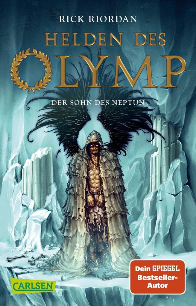Helden des Olymp 02: Der Sohn des Neptun als Taschenbuch