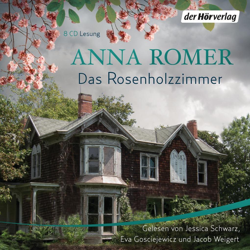 Das Rosenholzzimmer als Hörbuch CD