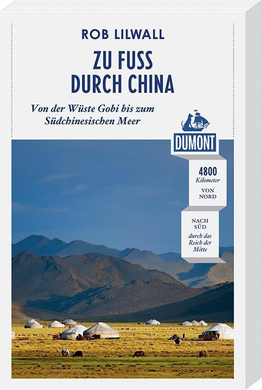 DuMont Reiseabenteuer Zu Fuß durch China als Bu...