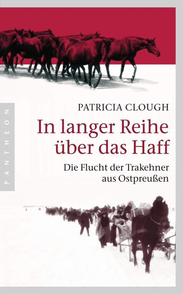 In langer Reihe über das Haff als Buch von Patr...