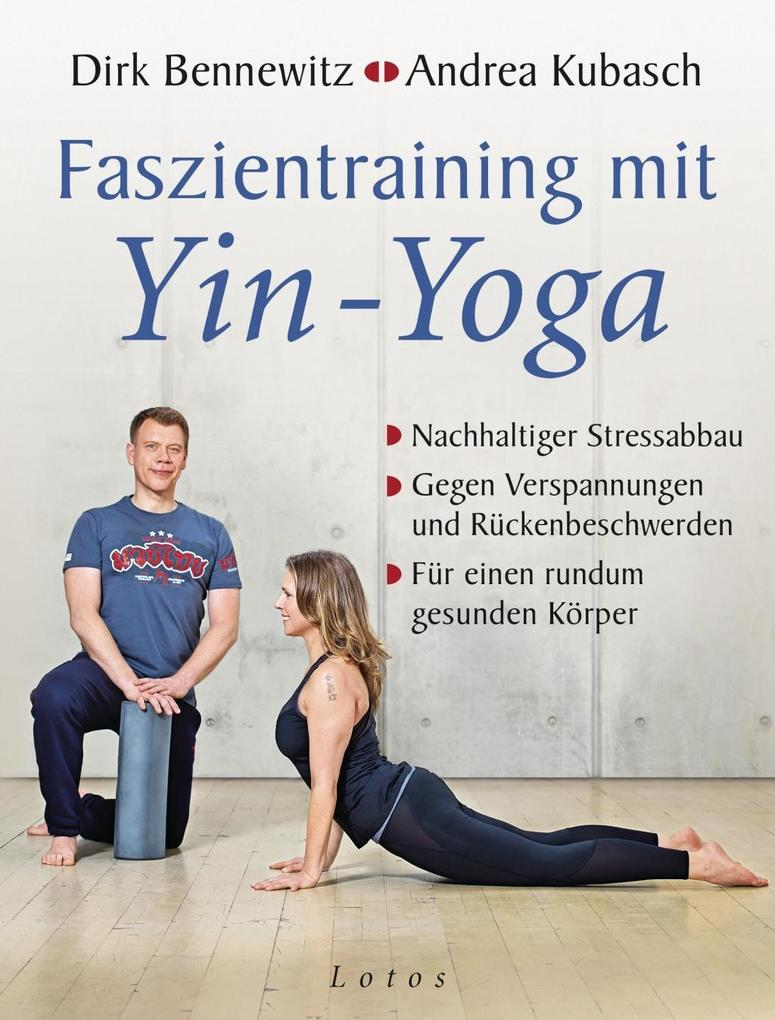 Faszientraining mit Yin-Yoga als Buch