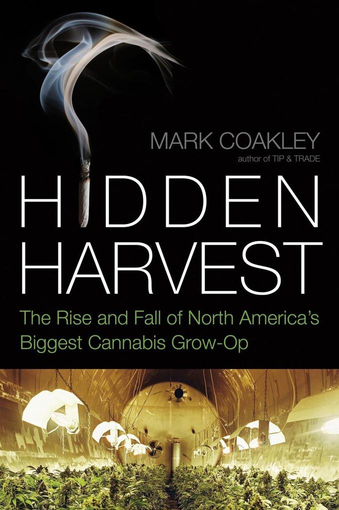 Hidden Harvest als eBook Download von Mark Coakley