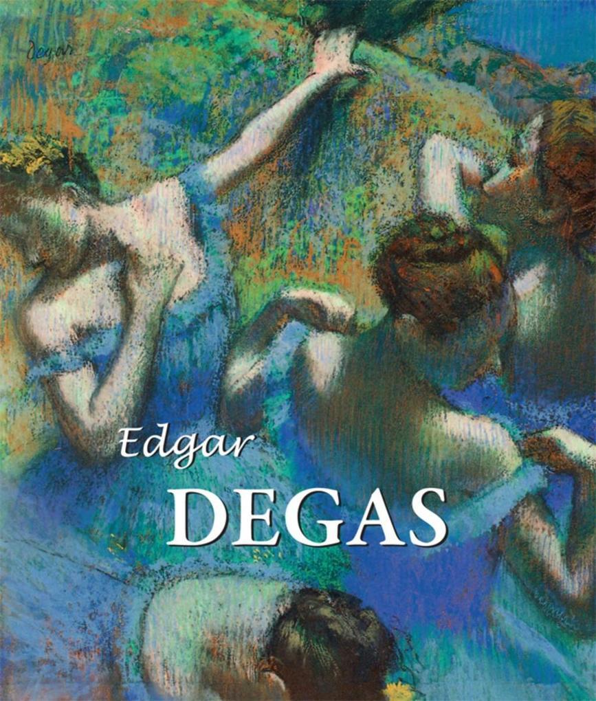 Edgar Degas als eBook