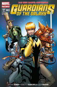 Guardians of the Galaxy 03. Kampf um die Erde