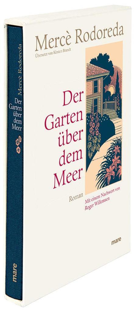 Der Garten über dem Meer als Buch (gebunden)
