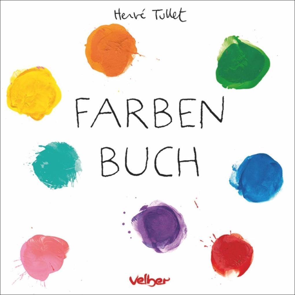 Farben Buch (Buch), Hervé Tullet - portofrei