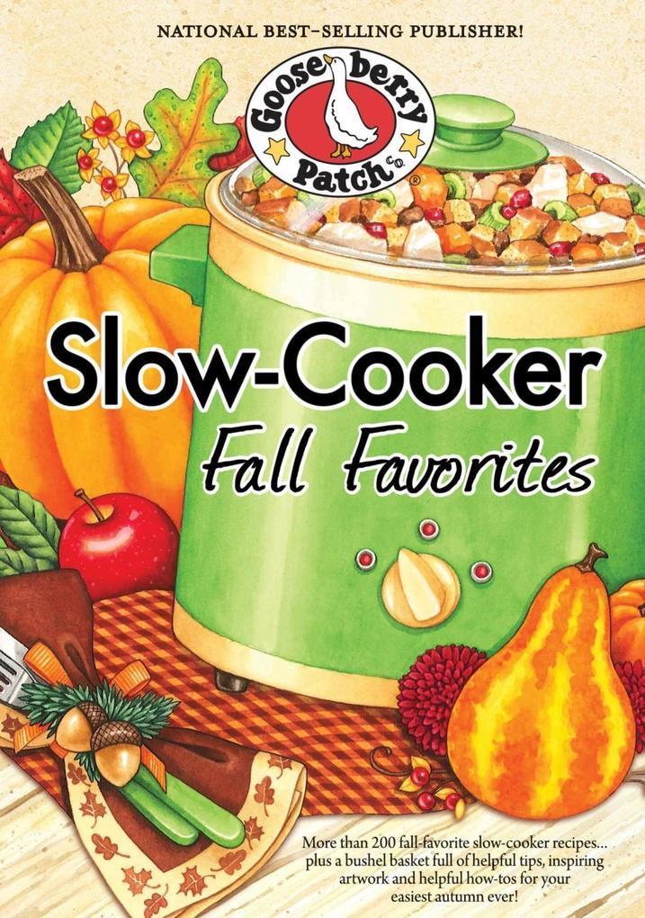 Slow-Cooker Fall Favorites als eBook Download von