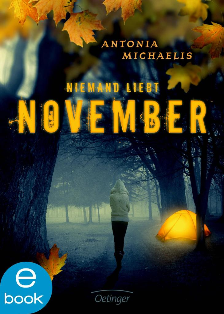 Niemand liebt November als eBook
