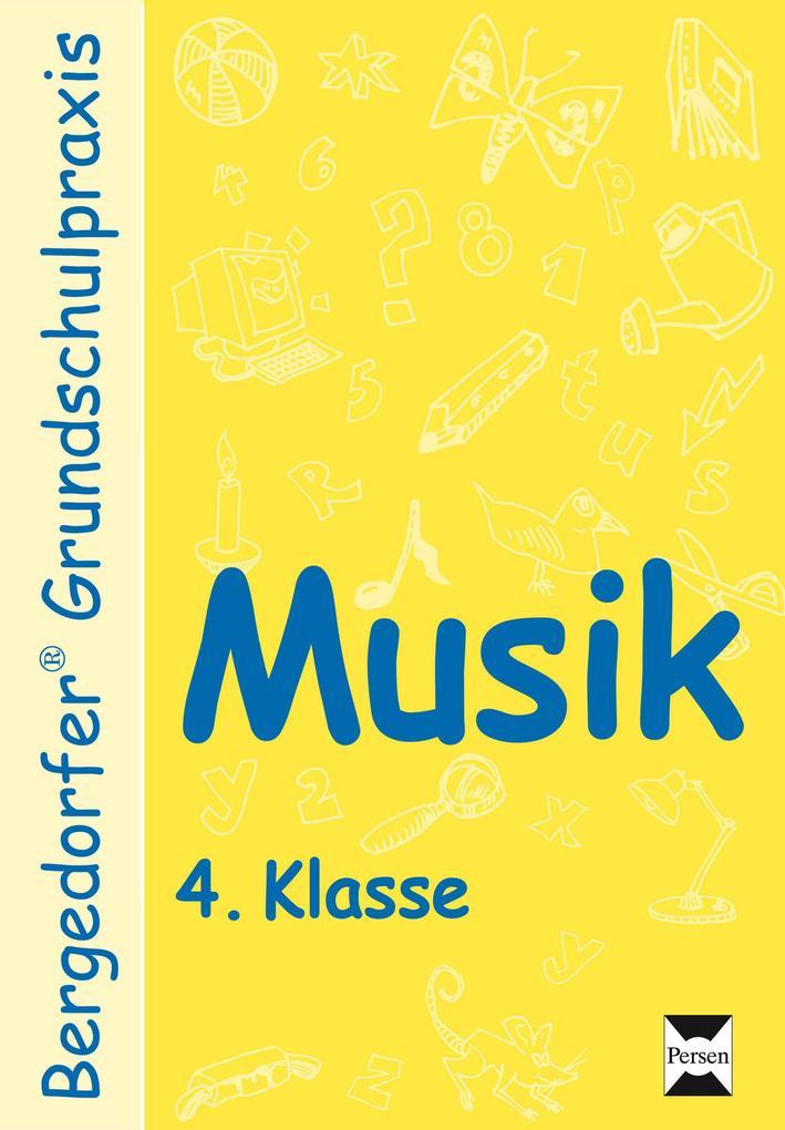 Musik Klasse 4 als Buch von Dagmar Kuhlmann