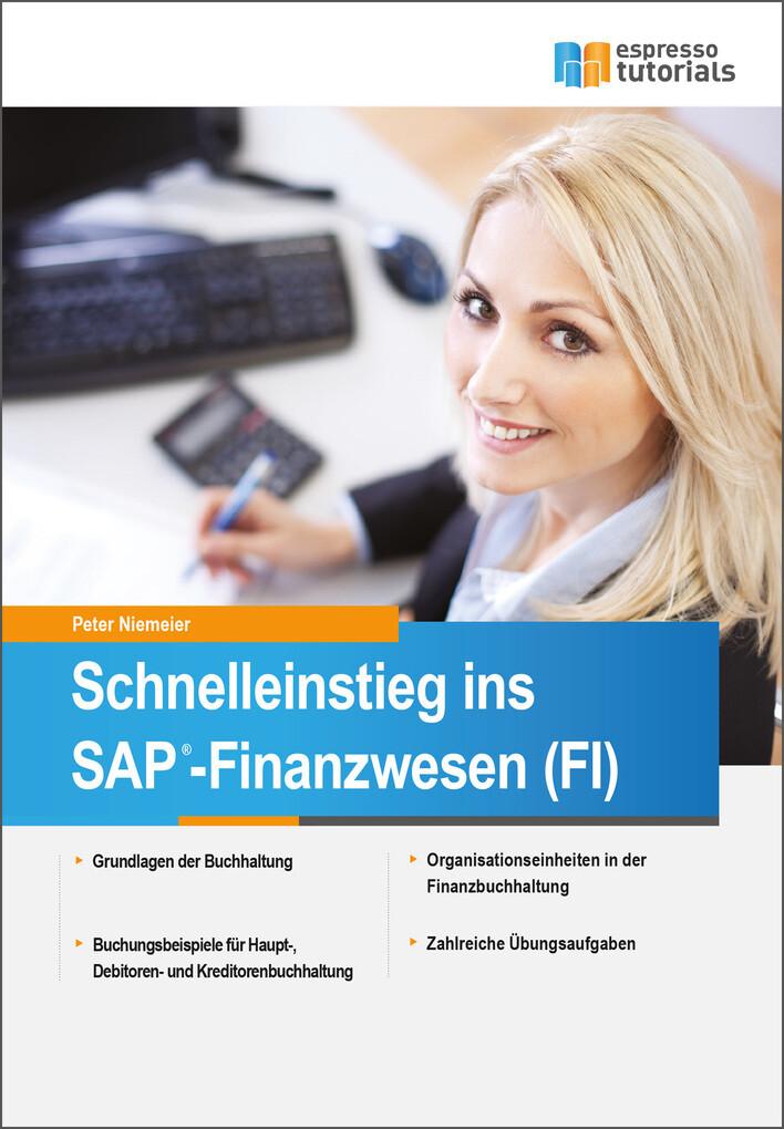 Schnelleinstieg ins SAP-Finanzwesen (FI) als eB...
