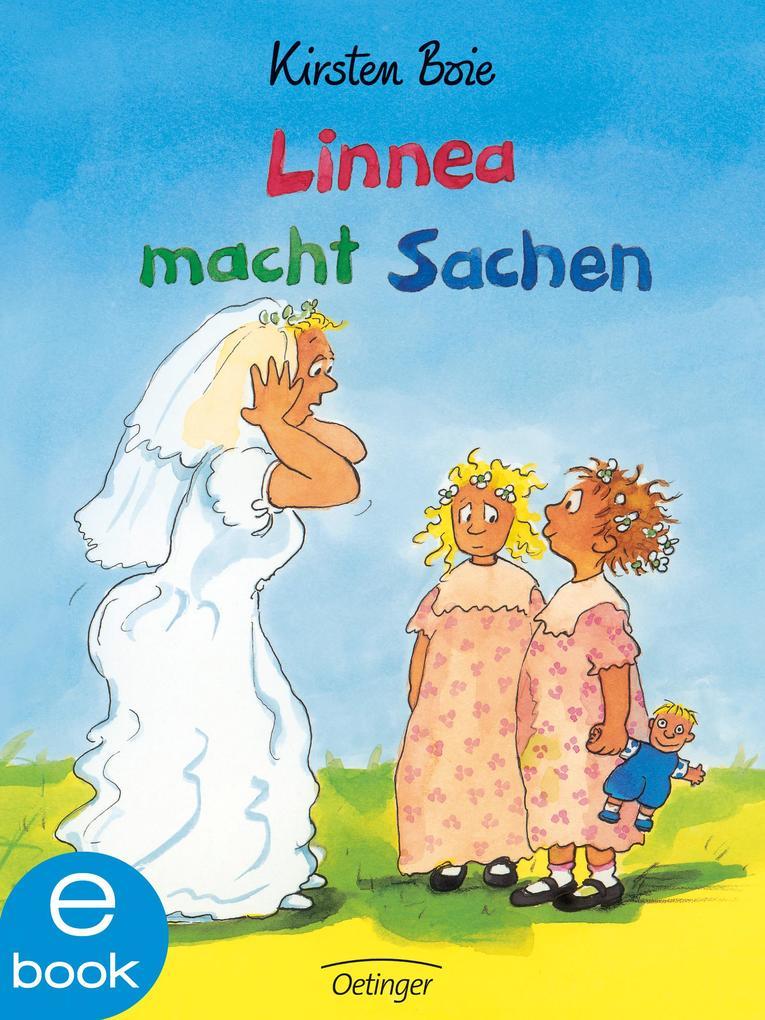 Linnea macht Sachen als eBook
