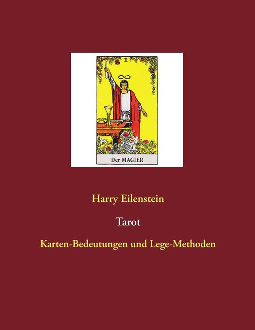 Tarot als Buch von Harry Eilenstein
