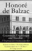 Gesammelte Erzählungen und Novellen: 27 Erzählungen und 2 Novellen in einem Band