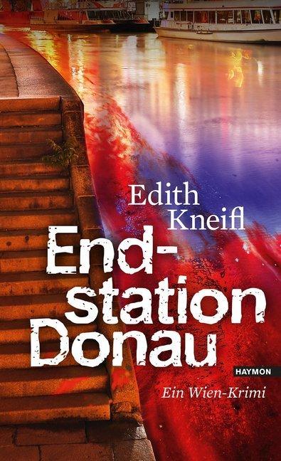 Endstation Donau als Buch