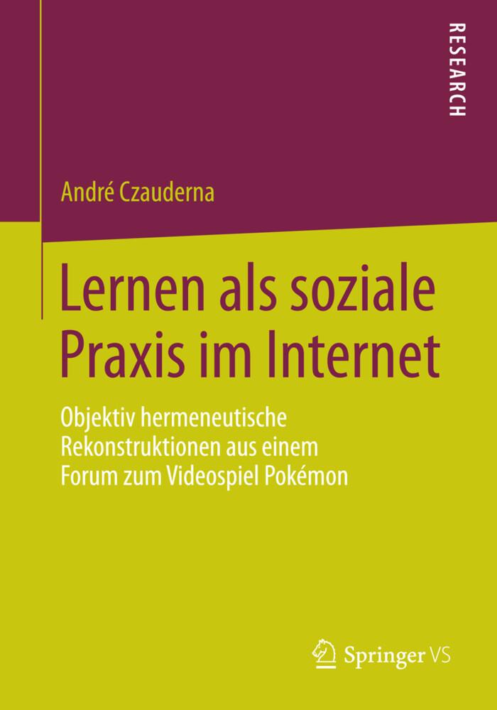 Lernen als soziale Praxis im Internet als Buch ...