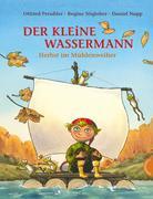Der kleine Wassermann. Herbst im Mühlenweiher