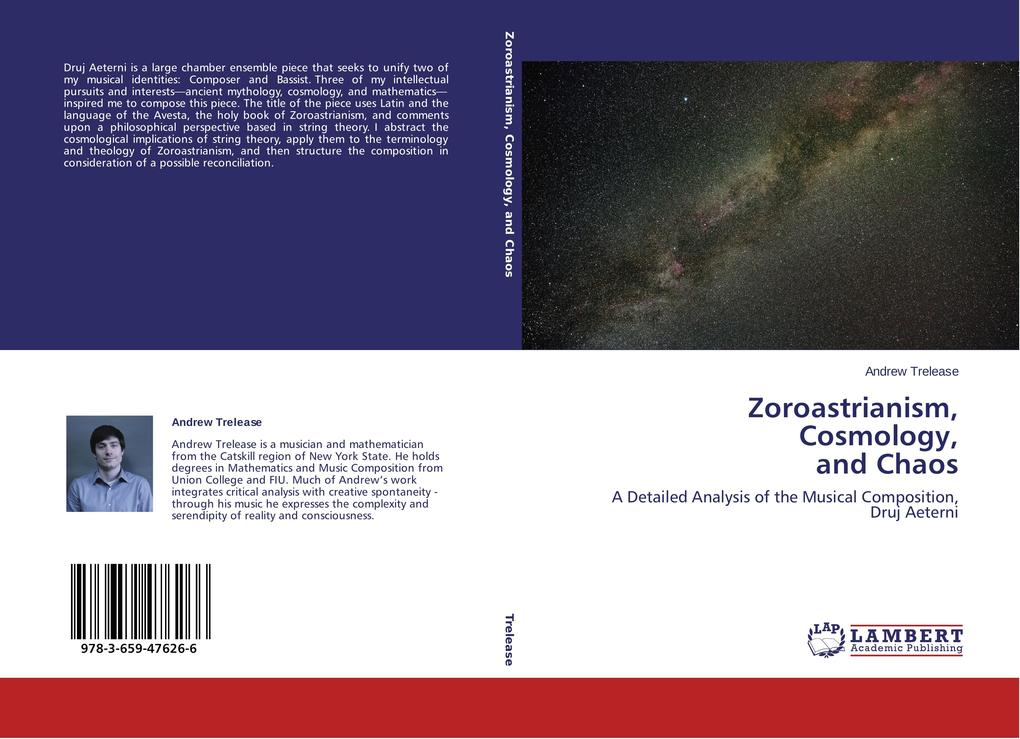 Zoroastrianism, Cosmology, and Chaos als Buch v...