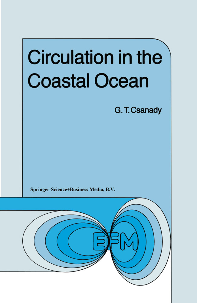 Circulation in the Coastal Ocean als Buch