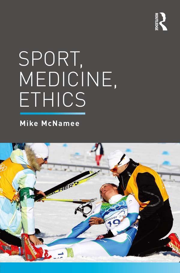 Sport, Medicine, Ethics als eBook Download von
