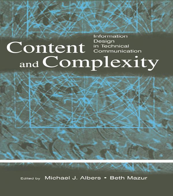 Content and Complexity als eBook Download von