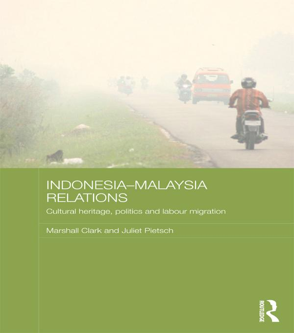 Indonesia-Malaysia Relations als eBook Download...