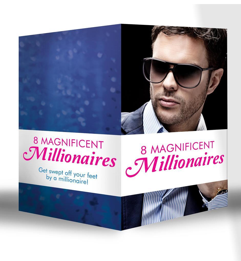 8 Magnificent Millionaires als eBook epub