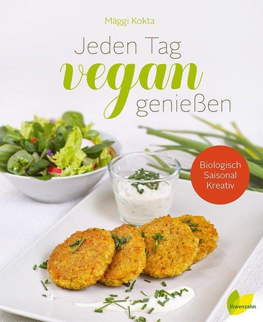 Jeden Tag vegan genießen als Buch