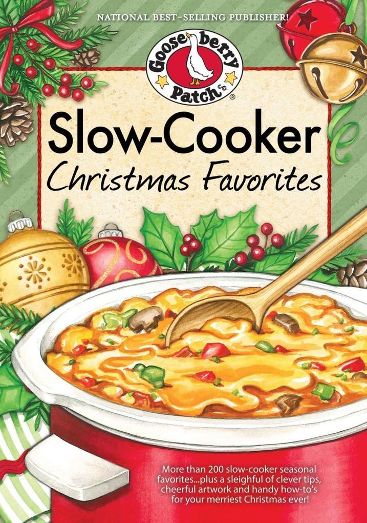 Slow-Cooker Christmas Favorites als eBook Downl...
